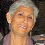 Patel, Usha Nehru