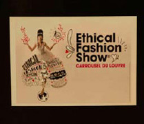 Ethical Fashion Show, Paris (9-12 September)