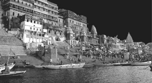 Conurbation of Zari Craftsmen at Varanasi