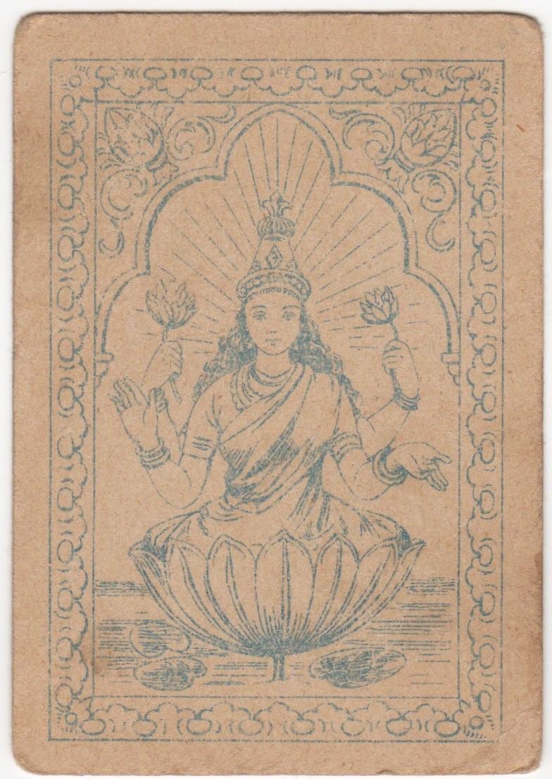 Raja Ravi Varma Playing Cards