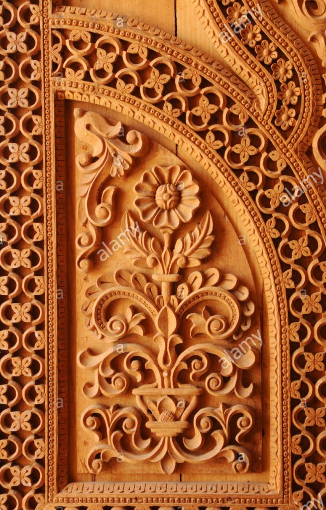 Wood Carving of Kutch, Gujrat – Global InCH- International Journal of  Intangible Cultural Heritage