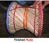 Muda/Natural Fibre Furniture of Meghalaya