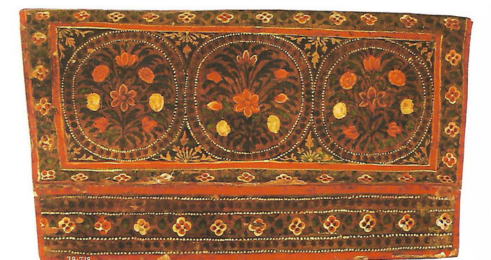 Rajasthani Paintings on Select Wooden Artifacts from the Collection of the National Museum, New Delhi