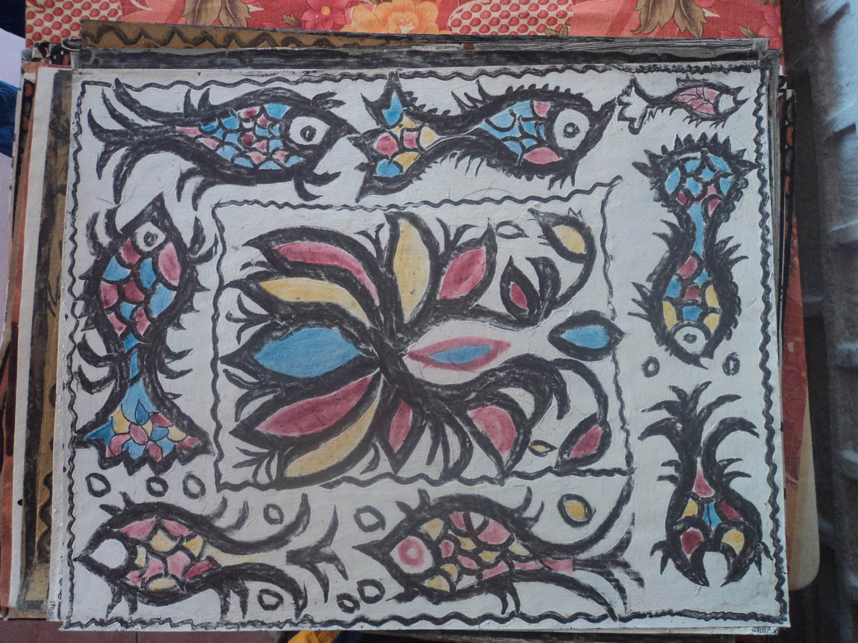 Art of the Women Painters in Hazaribagh