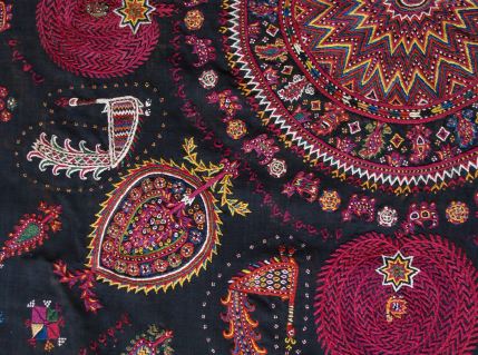 Parsi Embroidery: A Heritage of Humanity