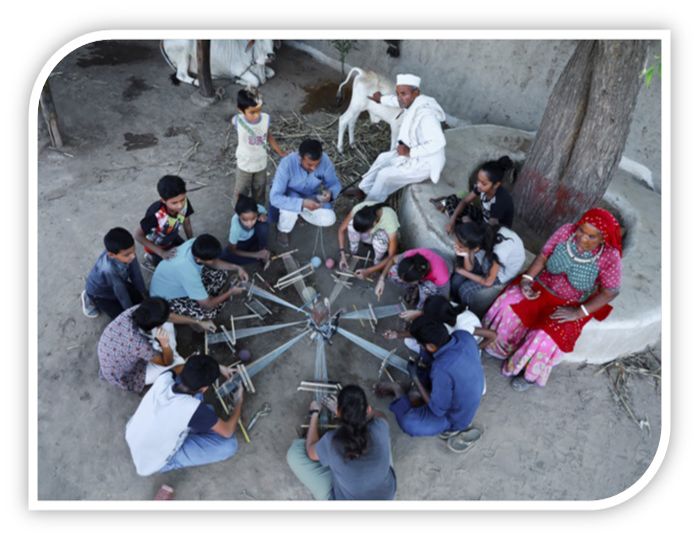 Traditional Learning in Textile Artisan Communities of Kutch