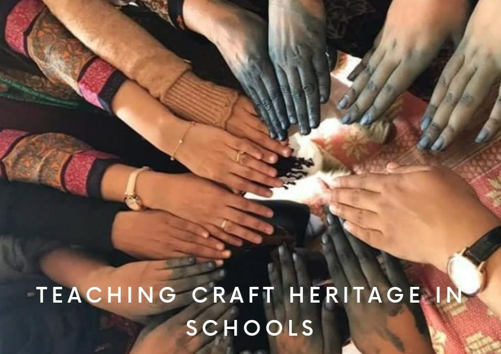 Approaches to Teaching Craft Heritage